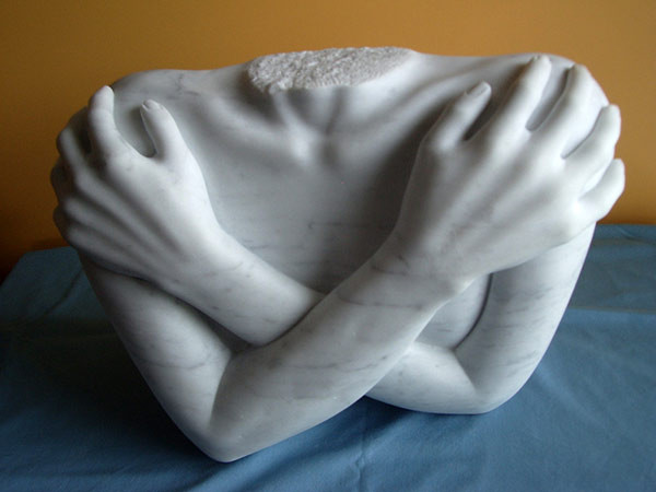 Hands by David C. Walker | Sculptor