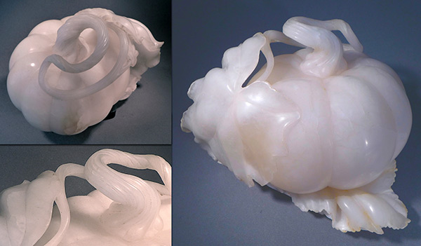 Jonah's Gourd by Alex Schick | Sculptor