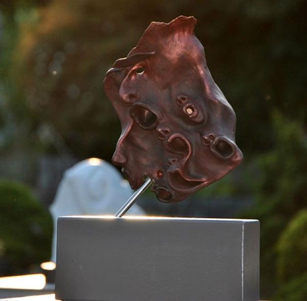 Golshan Massah: Sculptor
