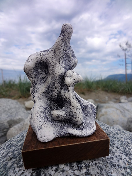 Jean Guy Dallaire: Sculptor
