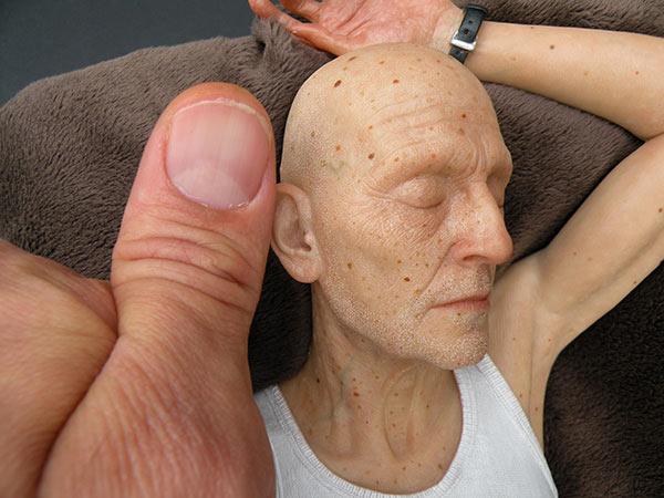 Jesse Rubin, Sculptor