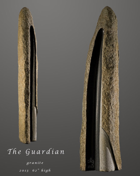 The Guardian by Lee Gass | Sculptor