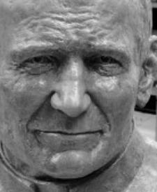Pope John Paul II by Louise Solecki Weir: Sculptor