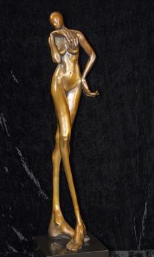 Pondering by Mario Armitano   Sculptor