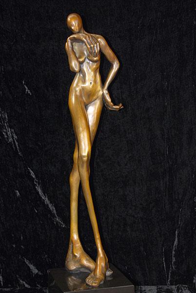 Pondering by Mario Armitano | Sculptor