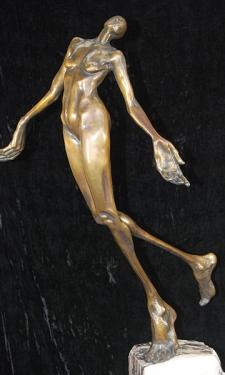 Spring by Mario Armitano   Sculptor