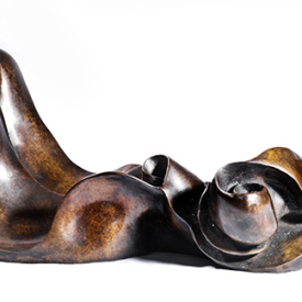 Woman Figure by Parvaneh Roudgar | Sculptor