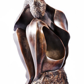 Passion by Parvaneh Roudgar | Sculptor
