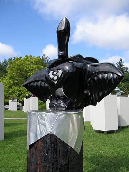Sam Michael Hesse, Sculptor