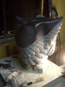 Sam Michael Hesse: Sculptor