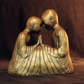 Mind and Soul by Sylvia Escobedo: Sculptor
