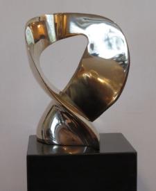 Twister by Tary Majidi, Sculptor