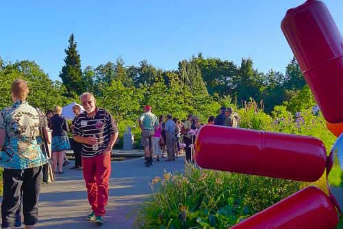 Annual Sculpture Show at VanDusen Botanical Garden | SSBC