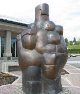 Building Communities by Geert Maas, Sculptor