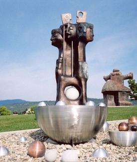 Ancestry by Geert Maas, Sculptor