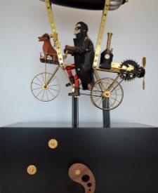 Steampunk by David Dumbrell, Sculptor