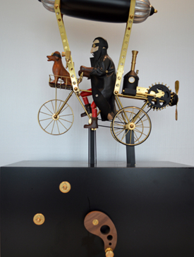 Steampunk by David Dumbrell, Sculptor