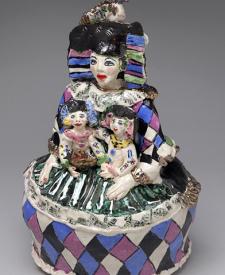 Suzy Birstein: Sculptor