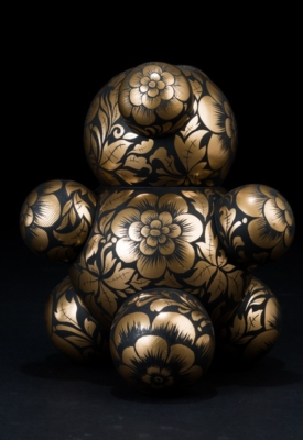 MoBears Round the World by Anyuta Gusakova, Sculptor