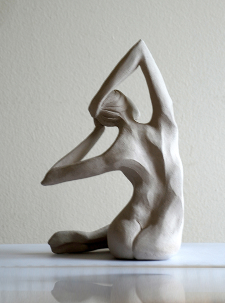 After Bath by Viven Chiu, Sculptor