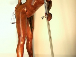 Justice by Stefan Rogenmoser