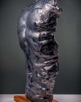 Karsten by Joel A Prevost, Sculptor and Ceramist