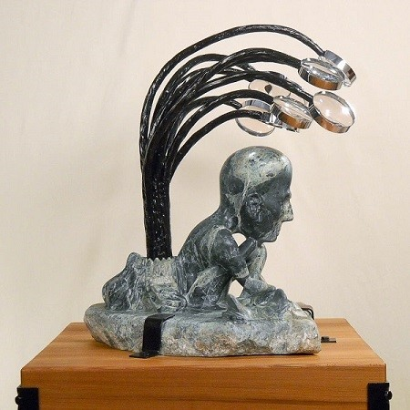 Introspection by Daniel Needham, Sculptor