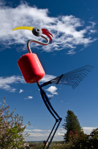 Big Bird by Ron Simmer