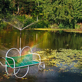 Soak Your Self Seat by Claire Murgatroyd Sculptor