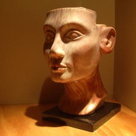 Bust of Nefertiti by David C. Walker | Sculptor