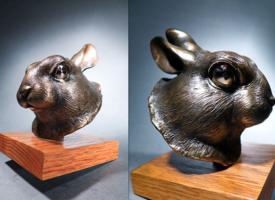 Bunny by Alex Schick | Sculptor