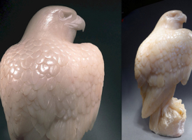 Horus by Alex Schick | Sculptor