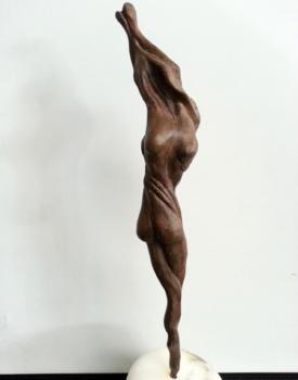 Twisted Dancer by James Fletcher Sculptor