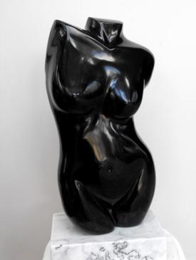 Spirit of Isis by Kathi Bond   Sculptor