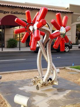 Ron Simmer : Sculptor