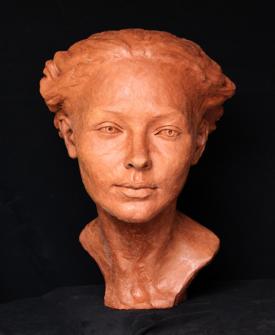 Portrait of Jade by Louise Solecki Weir