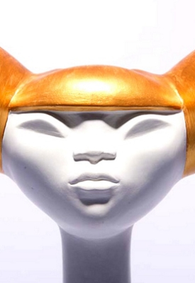 Spiral Princess by Anyuta Gusakova, Sculptor