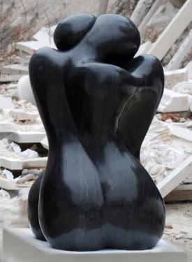Yin Yang by Viven Chiu, Sculptor