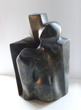 Embrace by Viven Chiu, Sculptor