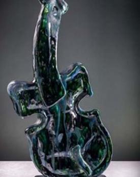 Berlioz by Joel A Prevost, Sculptor and Ceramist