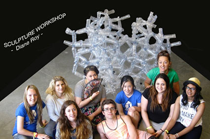 Grant for emerging BC Sculptor