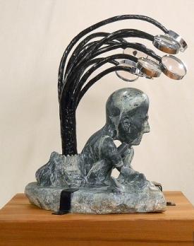 Introspection by Daniel Needham, Sculptor