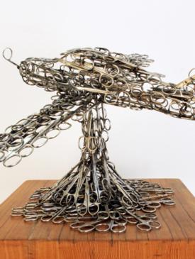 Denied Boarding by Yorke Graham, Sculptor