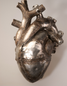 Story of the Heart No.3 by Guo Zilong, Sculptor