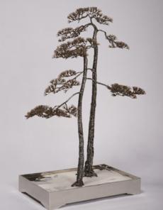 Bonsai No.2 by Guo Zilong, Sculptor