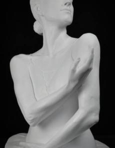 Graceful Ballerina by Judit Szilvasi